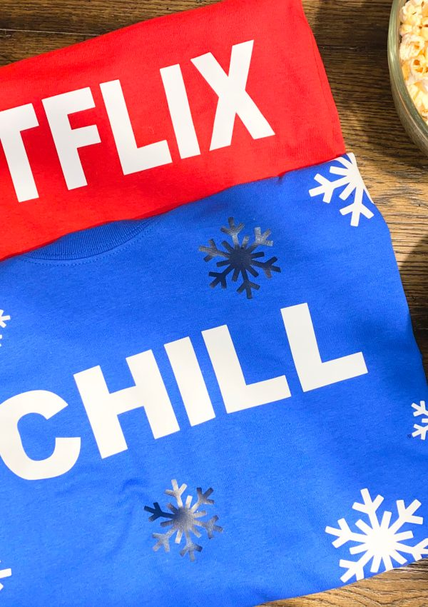 Netflix and Chill Costume