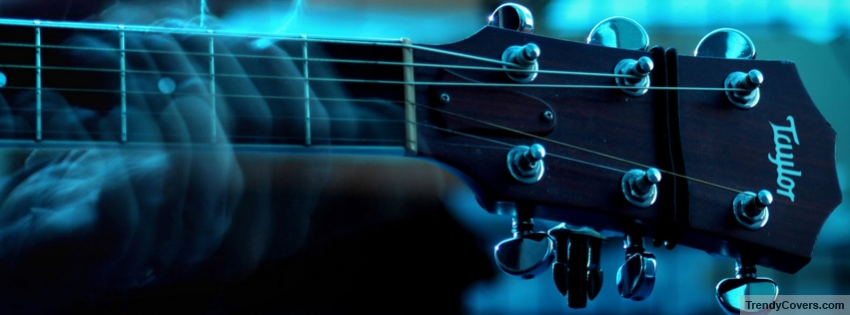 Acoustic Guitar Wallpaper For Facebook Cover With Quotes Playing Guitar Facebook Cover Trendycovers Com