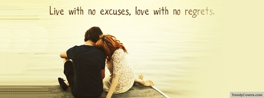 Best Cute Couples Hd Wallpapers Love With No Regrets Facebook Cover
