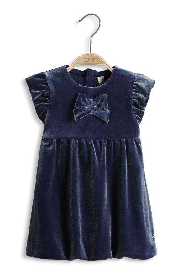 esprit shop on line idea regalo bimba  vestito in velluto