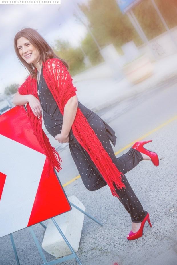 fashion blogger incinta