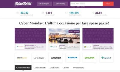 Codici sconto per fare shopping on line