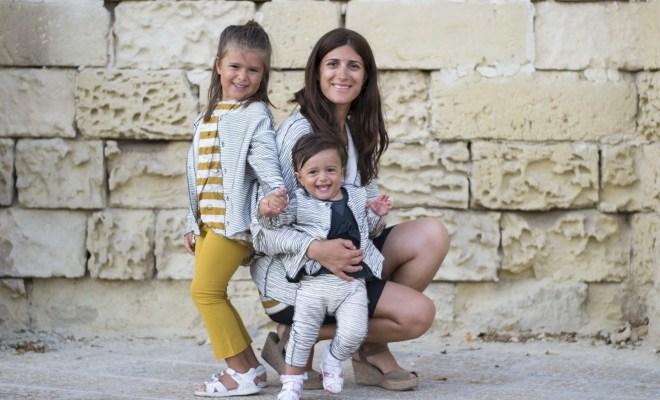 Mamma e figlie vestirsi uguali