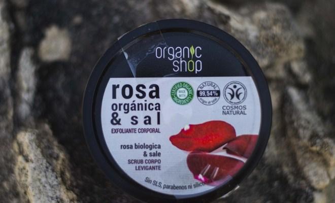 scrub organic shop opinioni