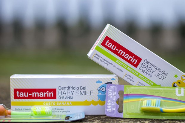 tau marin spazzolini dentifrici per bambini
