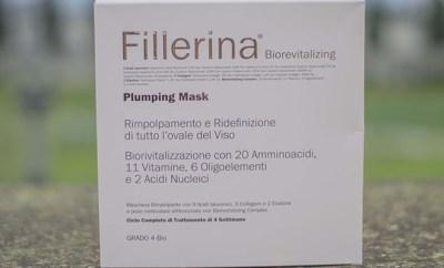 La mia opinione sulla maschera rimpolpante di Fillerina