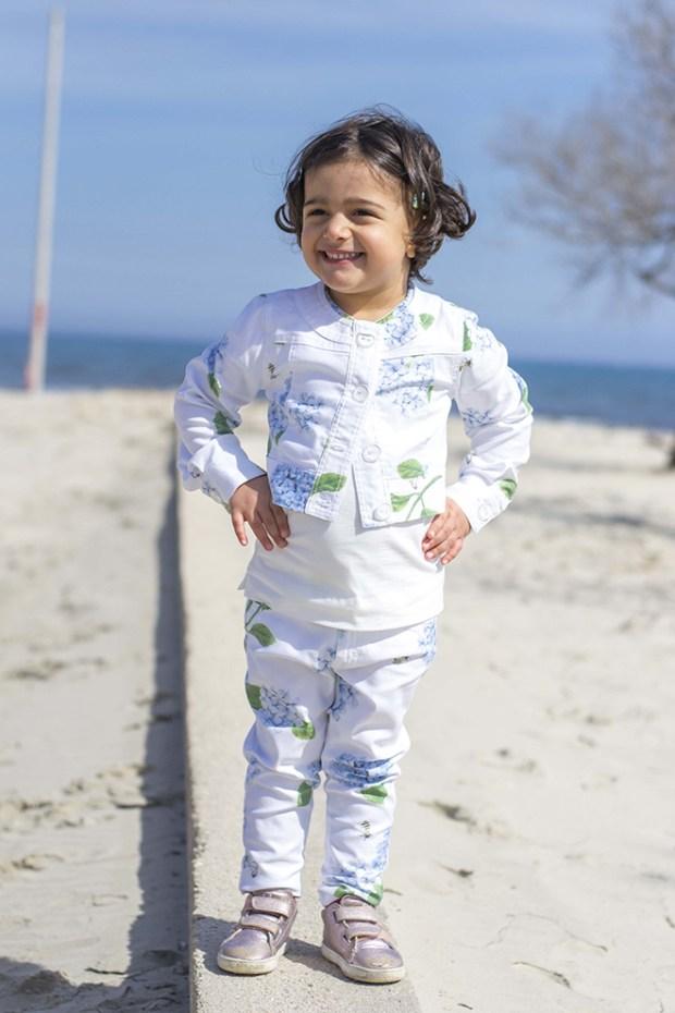 Come vestire bambine per cerimonia primavera