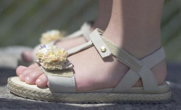 sandali cerimonia bambina