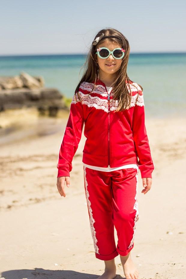 T-Love abbigliamento da bambina