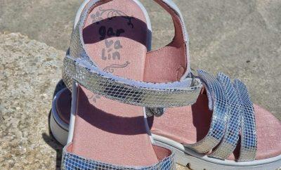 sandali garvalin bambina