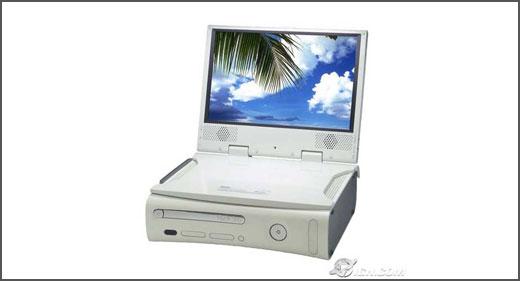 Xbox 360 Portable Display