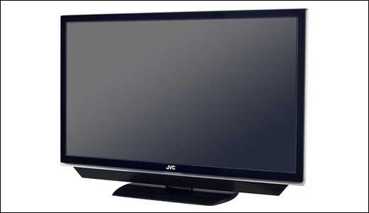 New JVC LCD TVs