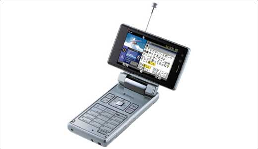 Sharp Aquos 912SH TV-phone