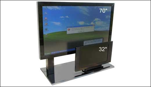 Samsung 70-inch LCD panel