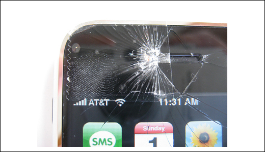 iPhone safe his life