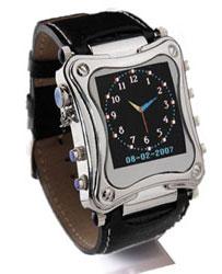 MP4 OLED Wristwatch