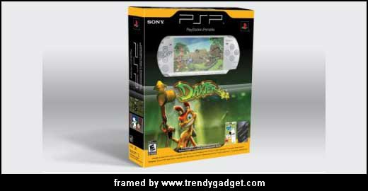 Sony PSP Daxter Entertainment Pack
