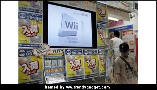 Wii outsells PS3
