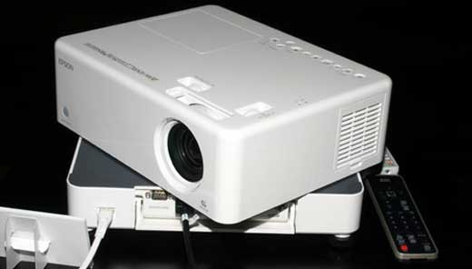 Epson EMP-TWD10 LCD Projector