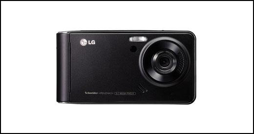 LG Viewty U990