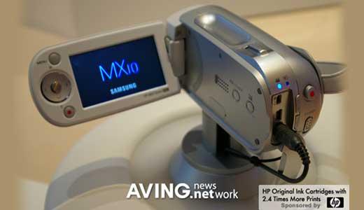 Samsung VP-MX10A