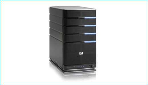 HP EX470 MediaSmart Home Server