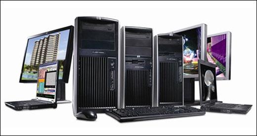 HP xw6600 and HP xw8600