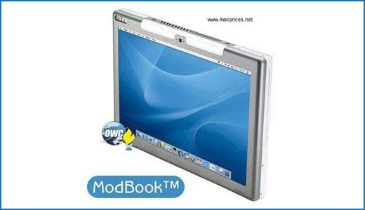 Apple Modbook Tablet