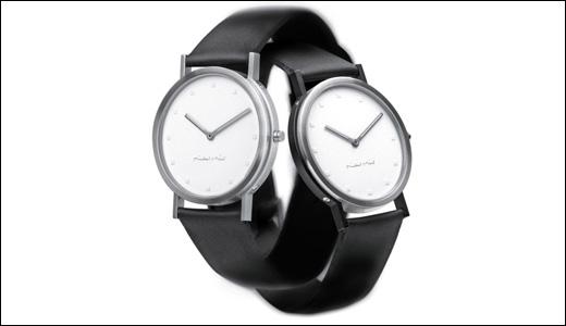 Pierre Junod - Richard Meier watch