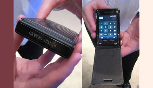 Samsung - Giorgio Armani
