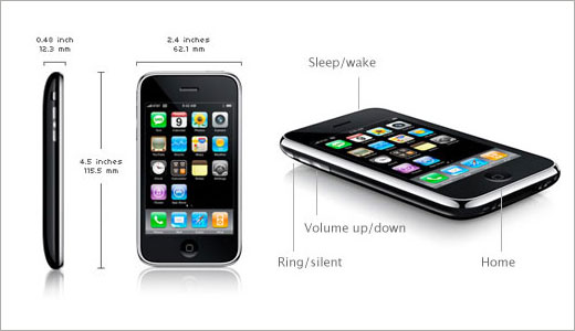 3G iPhone 2