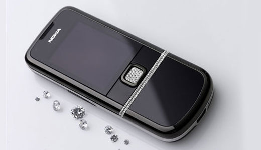 Nokia 8800 Diamond