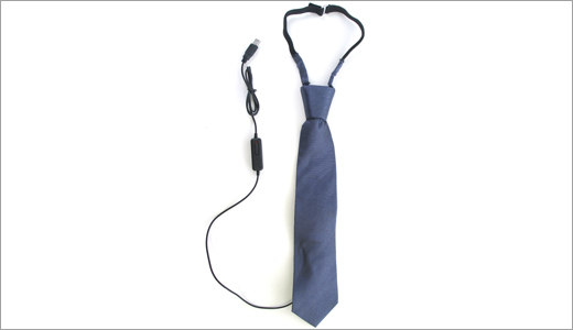 Thanko USB Necktie
