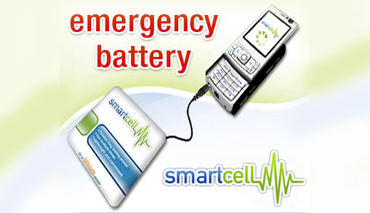 SmartCell Emergency Battery