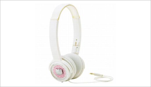 Hello Kitty KiraDeco Headphone