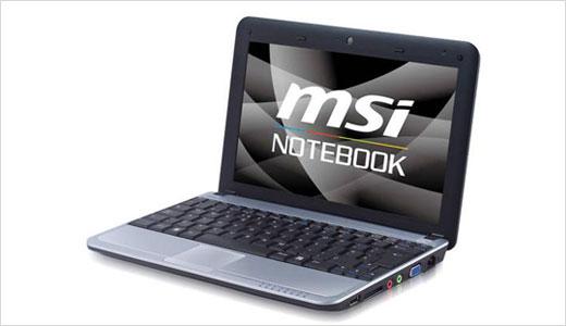 MSI Hybrid netbook