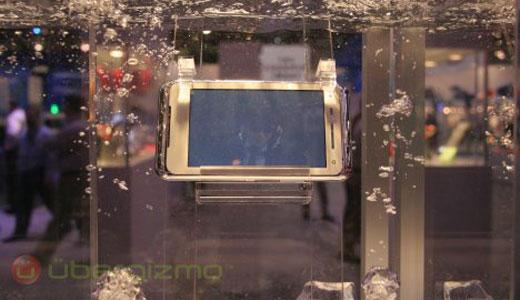Toshiba Waterproof Internet Viewer
