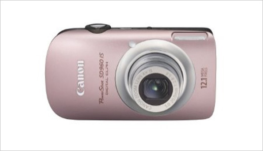 Canon PowerShot SD960IS