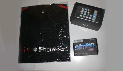 iphone 3g telkomsel