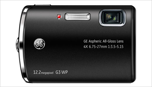 Waterproof GE G3WP Camera