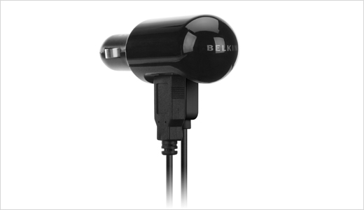 belkin-Dual Auto Charger for iPhone