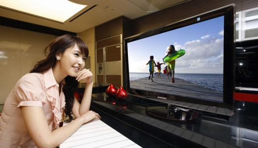 Samsung P2370HD HDTV