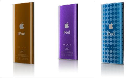 belkin ipod nano 4g case