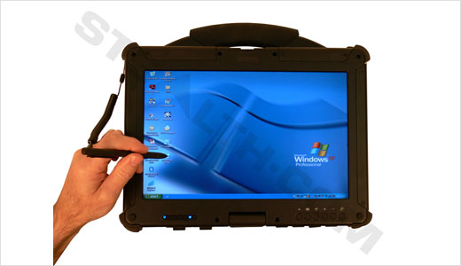NW-2000 Hybrid Rugged tablet Computer