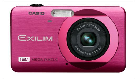 casio EX-Z90 Pink