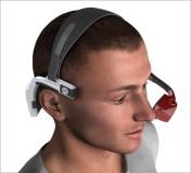 motorola Hands-Free Wireless Computing Headset - Golden-i