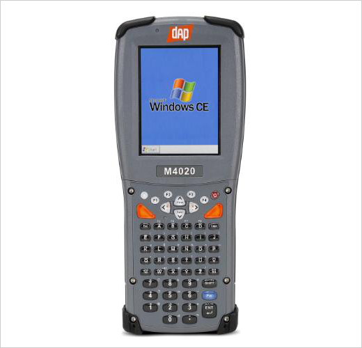 DAP M4020 Mobile Handheld Rugged Computer