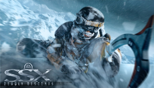 EA SSX: Deadly Descents Video Game