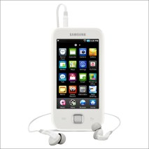 Samsung Galaxy Player - White