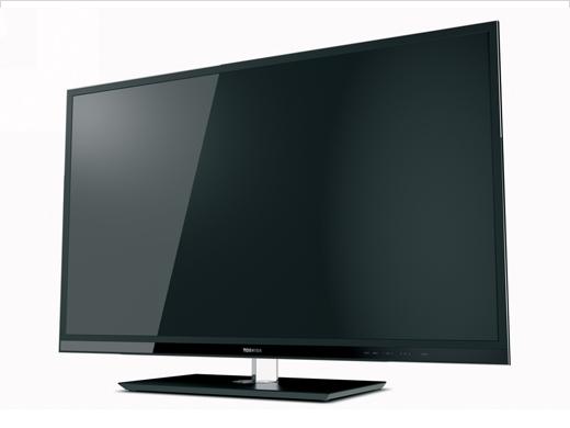 new Toshiba UL610 Cinema Series 3D LED HDTV